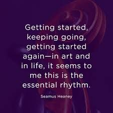 seamus heaney quotes - Google Search
