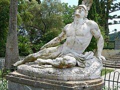 Corfu, Aquiles