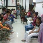 Disability-checkup-camp | agwo.org Free medical aids: We make available various assistive devices like hearing aids, AFO, Gaiters and Wheelchairs etc to the needful children.  http://www.agwo.org/share-your-happiness/