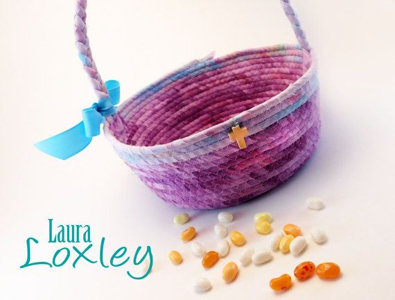 14 best images about great gifts on pinterest pouch bag utah easter basket coiled rope easter basket christian easter basket handled cross basket purple easter basket large basket laura loxley negle Choice Image