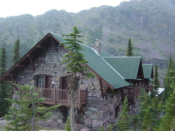 Sperry Chalet - Glacier National Park - one of the most beautiful places I have ever been.