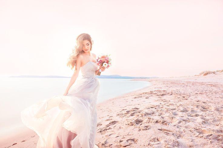 Bride shot, Yeg wedding photographer