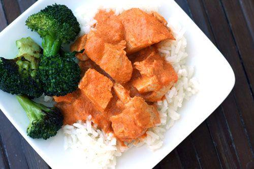 Murgh Makhani, Indian Butter Chicken   TWFD.menu