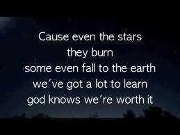 I won't give up on us - Jason Marz