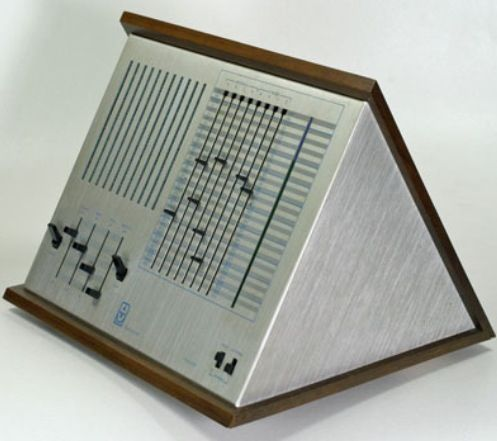 1972 Triadex Muse synthesizer-sequencer