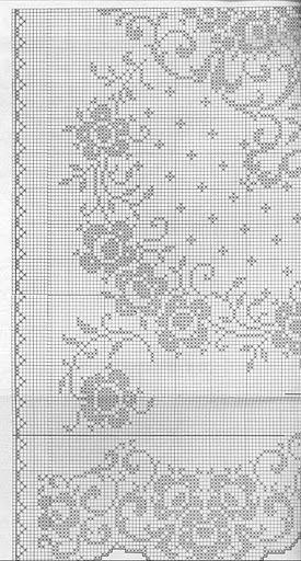 Large floral blankets