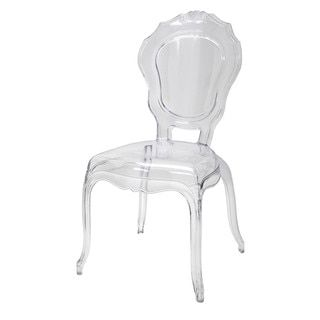 Shop for Loxley Transparent Side Chair. Get free shipping at Overstock.com - Your Online Furniture Outlet Store! Get 5% in rewards with Club O!