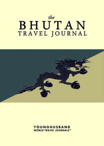 'I don't always design travel journals, but when I do they are the kind of travel journals that people throw parades for.' - Cormac Younghusband, The World's Most Legendary Nomad THE BHUTAN TRAVEL JOU
