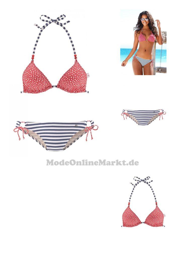 4025062427561 | #S.OLIVER #Damen #Triangel-Bikini #rot