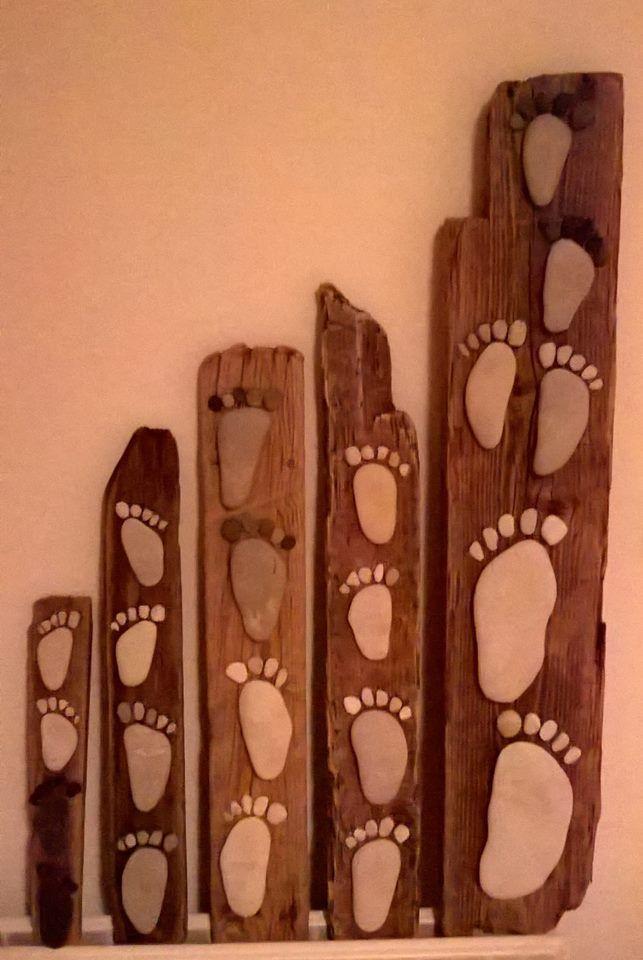 Familie - fødder på træ