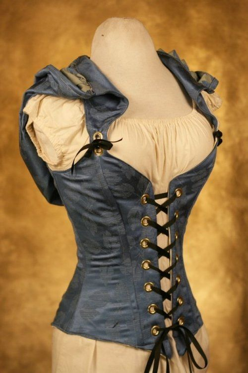 Hooded corset - Google Search