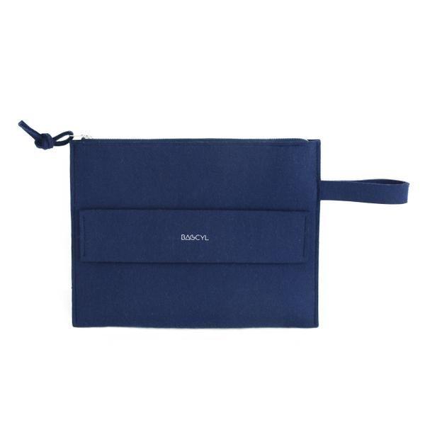 Handbag. Colour: navy blue www.bagcyl.com www.facebook.com/bagcyl