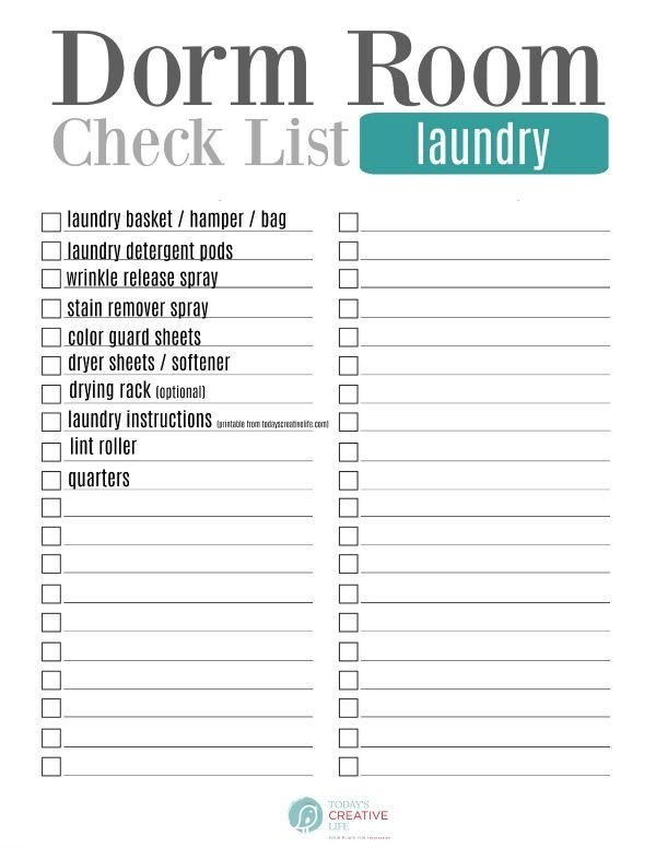 Best  College Packing Lists Ideas On   University