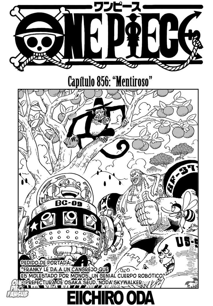 One Piece 856 español, One Piece 856 manga español, leer One Piece manga 856 online, One Piece manga 856 sub español, One Piece manga capitulo 856, One Piece manga episodio 856 Nuevo trailer de TOMB RAIDER: Las Aventuras de Lara Croft INFINITY WAR - Nuevo vistazo del HULKBUSTER PETER PARKER......