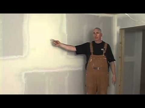 Easy step-by-step instructions for homeowners who want to finish drywall like a pro.