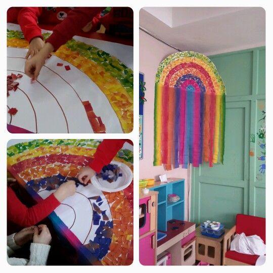 Okul oncesi etkinlik - kindergarten craft project_ teacherella