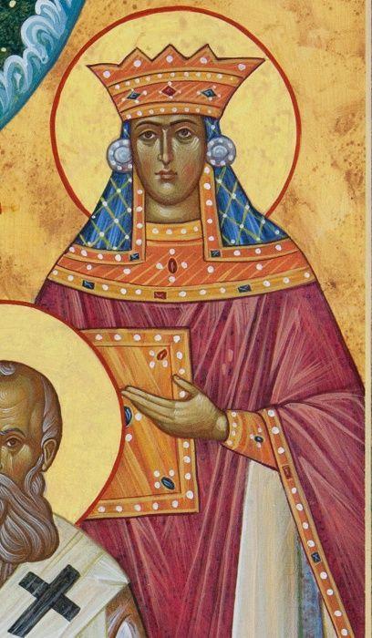 Great Martyr St Catherine