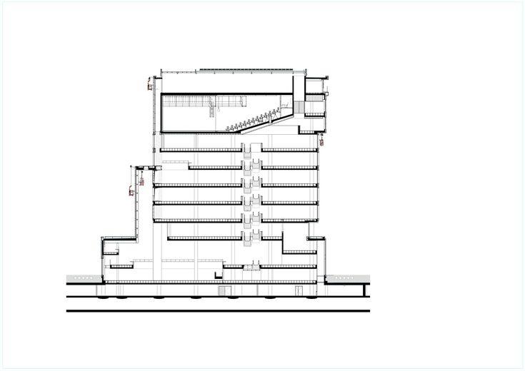 Gallery of Public Library Amsterdam / Jo Coenen & Co Architekten - 28