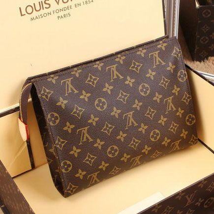 Louis Vuitton Monogram Toiletry Pouch 26 Replica  1a5503ad79a88