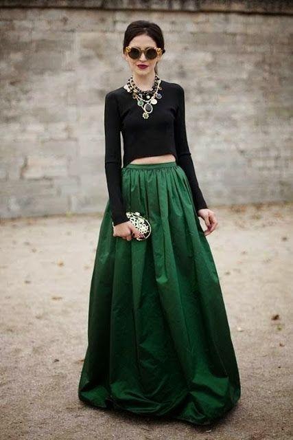 Trois Petites Filles: Everyday Ballgown skirts