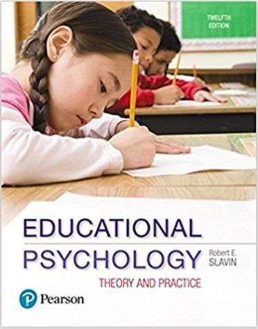 PDF+Ebook+Educational+Psychology:+Theory+and+Practice+12+Edition