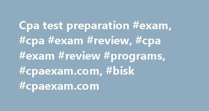 Bisk Review Materials - Reviews? - CPA Exam Review ...