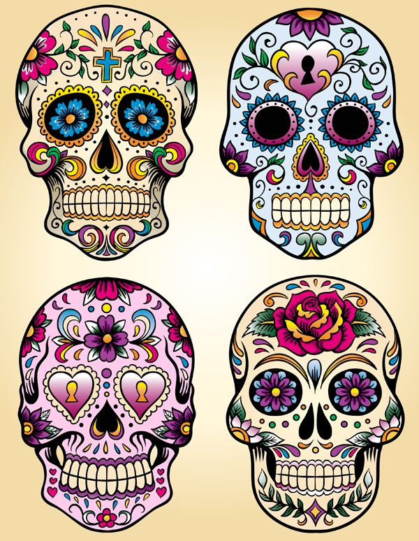 25+ best ideas about Candy Skulls on Pinterest | Sugar ...