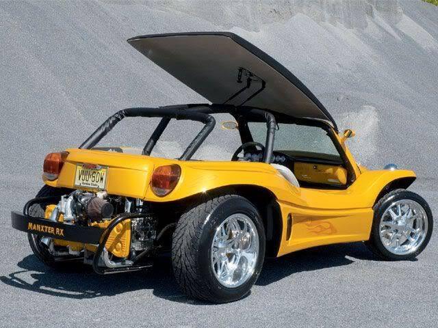 meyer manx buggy