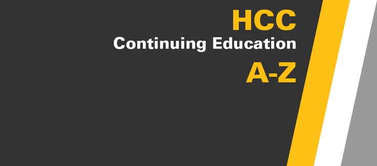 Continuing Education - Houston Community College | HCC
