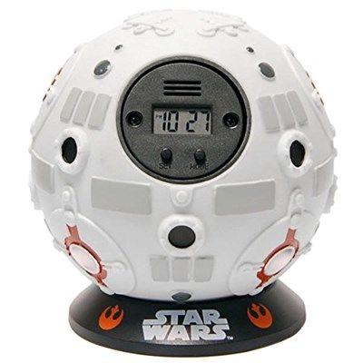 Chollo en Amazon España: Despertador Star Wars con sonido de entrenamiento Jedi por solo 9,99€ (un 67% de descuento sobre el precio de venta recomendado y precio mínimo histórico)