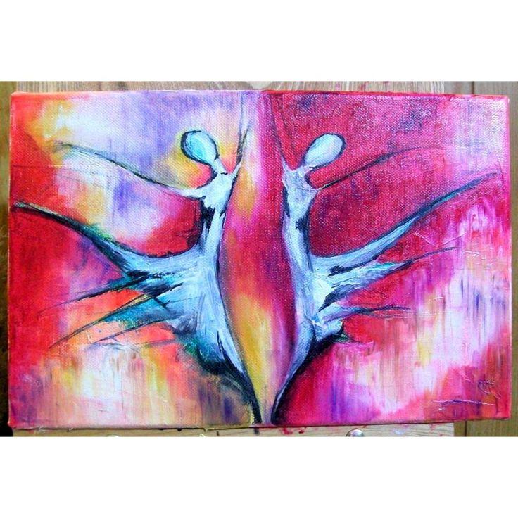 17 mejores im genes sobre oleos en pinterest pinturas de - Cuadros pintura acrilica moderna ...