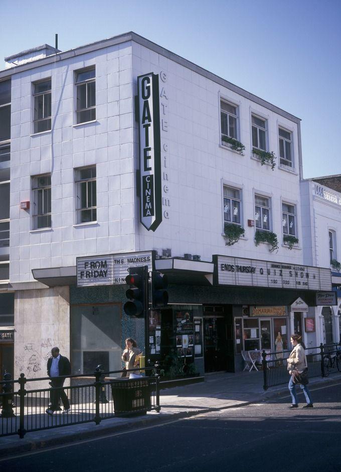 The Gate Cinema, Notting Hill Gate.