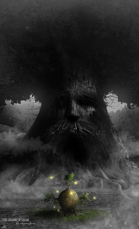 The Legend of Zelda: Do not grieve for me