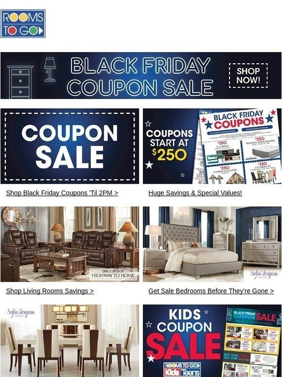 The Best Rooms To Go Black Friday In 2020 Black Friday Banner Black Friday Black Friday Hours