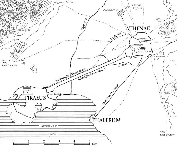 Ancient Athenian fortifications - Google Search