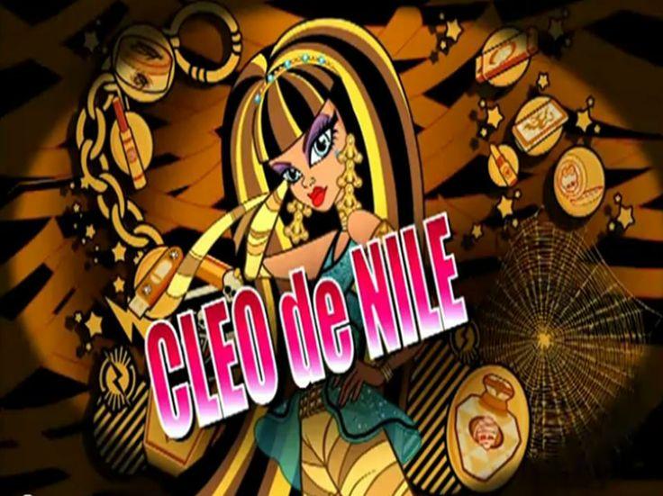 CLEO DE NILE | Monster high: Cleo de Nile