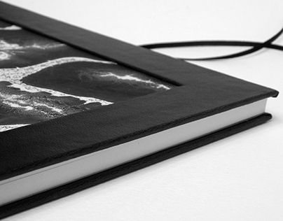 """Check out new work on my @Behance portfolio: """"Black Leather Suminagashi Book Collection"""" http://on.be.net/1kezuBf"""