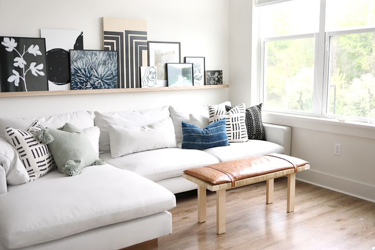 IKEA Hacks That Make Your Living Room Look Expensive
