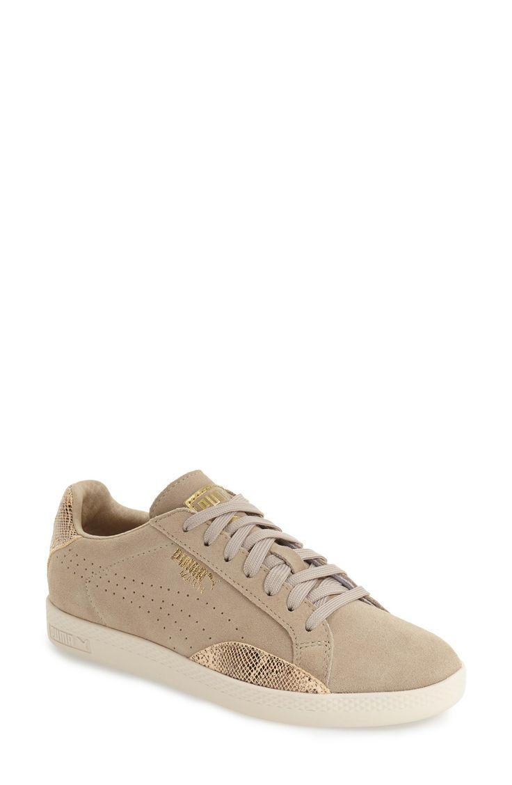 Nordstrom Semi Annual Sale: 'Match Lo - Basic Sport' Leather Sneaker - $45.90