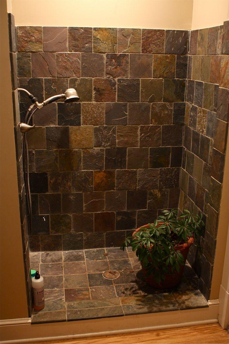 best 25 walk in shower designs ideas on pinterest bathroom shower designs diy shower and. Black Bedroom Furniture Sets. Home Design Ideas