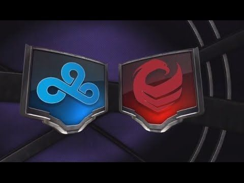 C9 vs XDG W11 D1~ NA LCS SPRING SUPERWEEK~2014