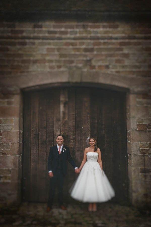 Charming Vintage Lancashire Wedding at Browsholme Hall | Ian MacMichael Photography