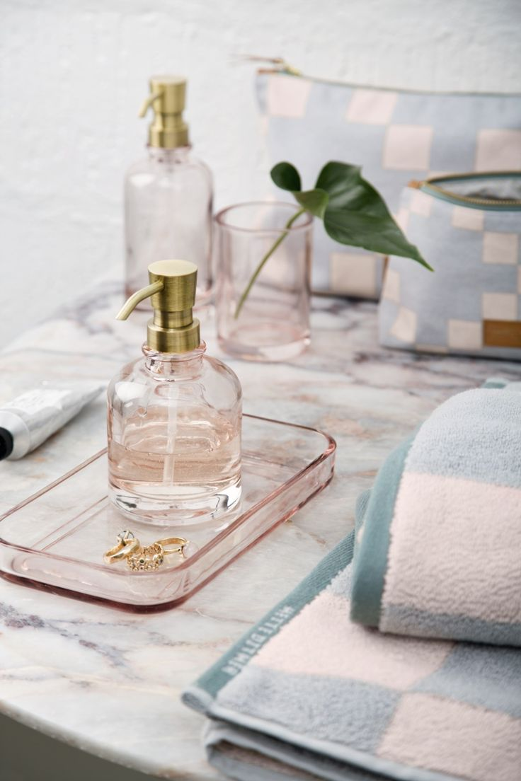 Bathroom essentials from Mette Ditmer
