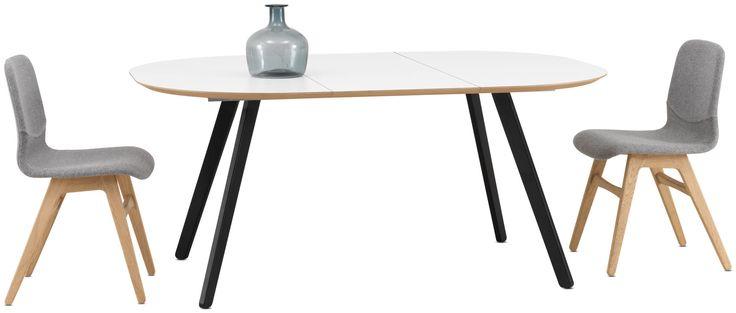 Раскладные обеденные столы от BoConcept