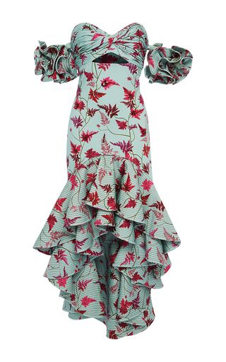 M'o Exclusive Clarissa Dress by JOHANNA ORTIZ for Preorder on Moda Operandi