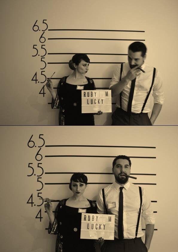 Halloween: 'Murder at the Half Moon Club' 1920's speakeasy murder mystery dinner party