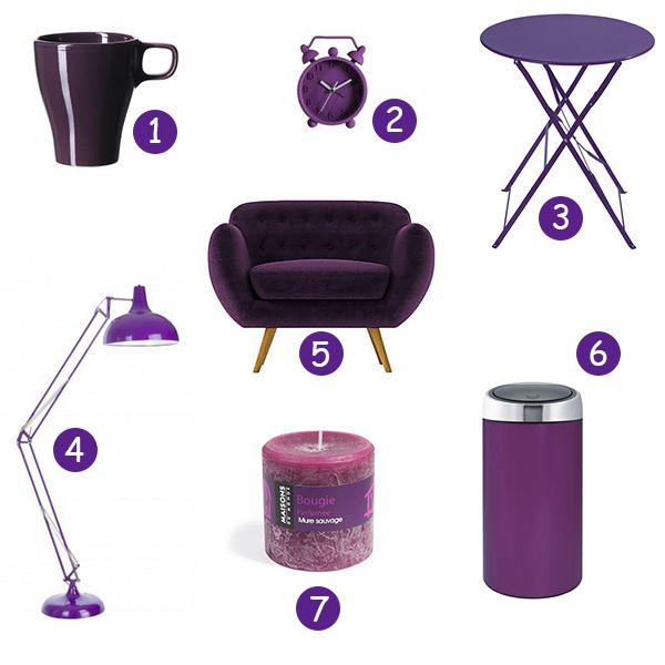 Wishlist violet