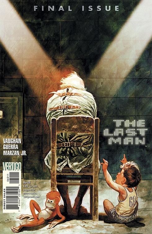 Y The Last Man #60