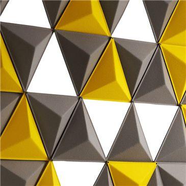 Bits Wall Sound Panel | Abstracta #interiordesign #office