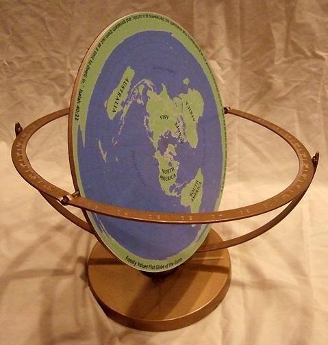 Flat Earth 'Globe'